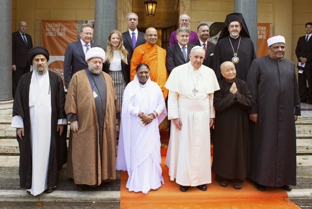 Pope Francis' Interfaith dialogues